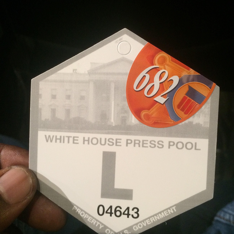 wh press sticker