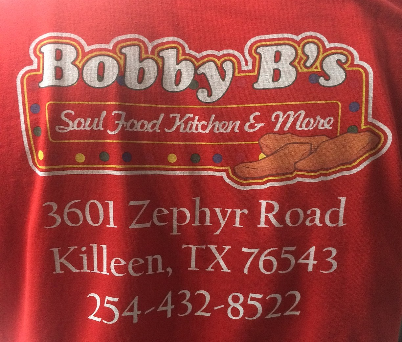 Bobby B's In Killeen....Just Good Eating!