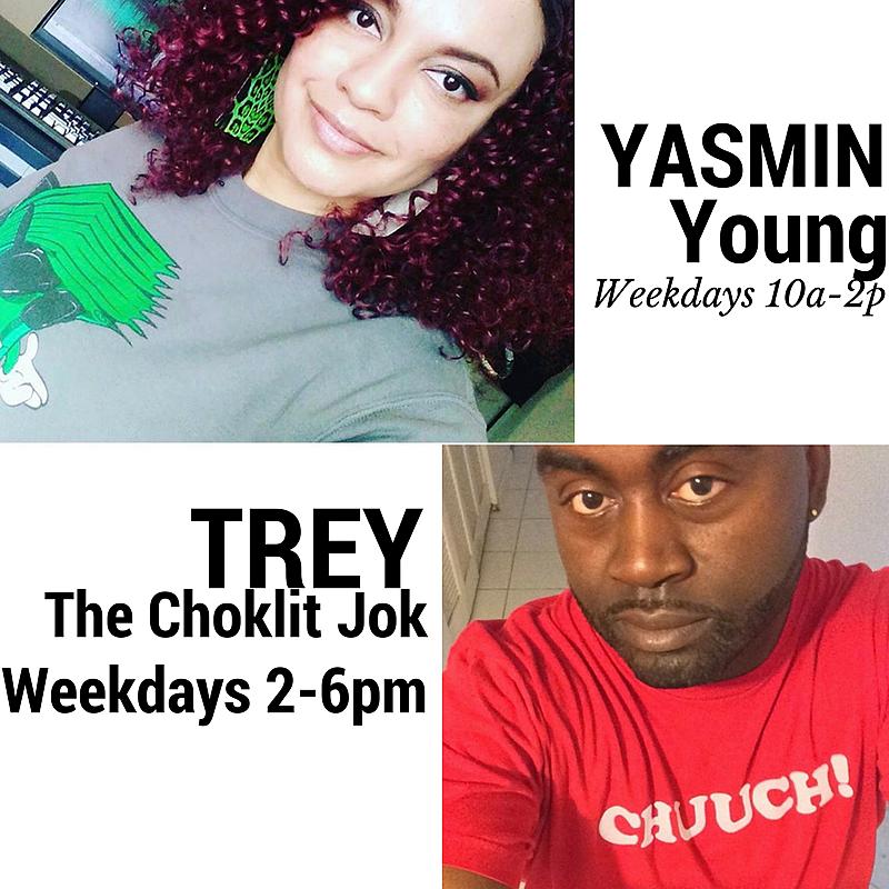 YAZ AND TREY GOT CASH ALL DAY!!