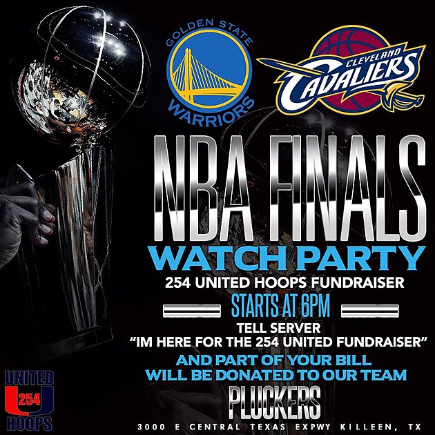 watch party flyer