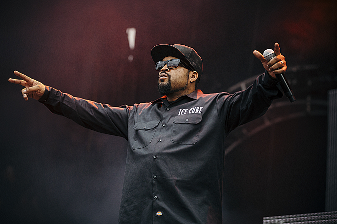 Ice Cube by Greg Noire